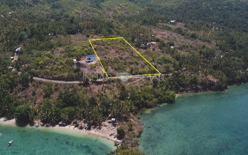 Lot for sale with sea view – San Isidro