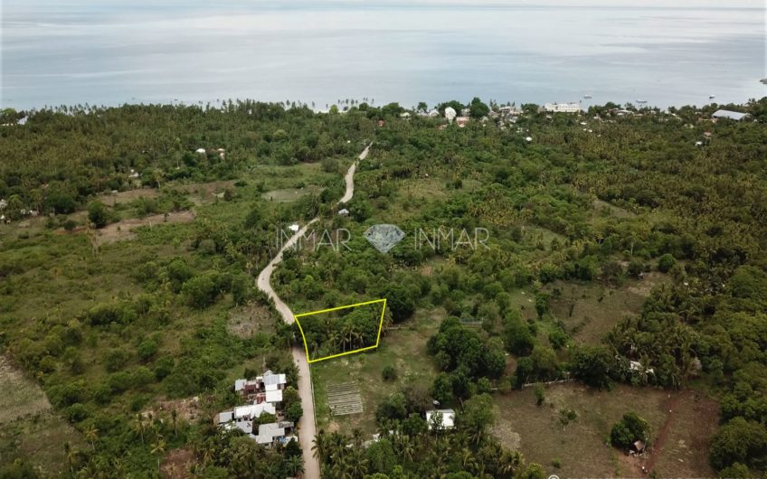 Residential lot for sale along the road – Esperanza