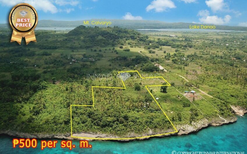 Commercial lot for sale near the sea – Sonog